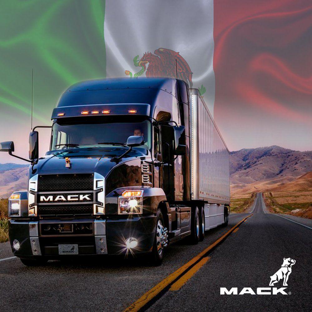 Mack Trucks Mx Macktrucksmx Twitter Mack Trucks Big Rig Trucks Kenworth Trucks