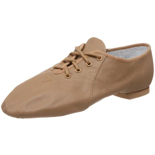 Bloch Dance Womens Jazzsoft Split Sole Leather Jazz Shoe
