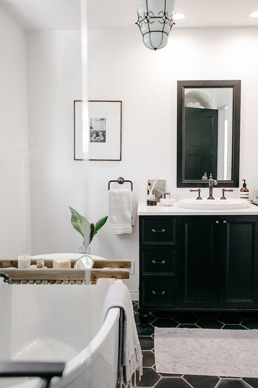 My Bathroom Remodel Reveal Bathrooms Remodel Bathroom Wall