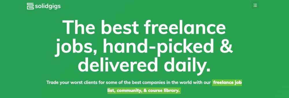 15 Best Freelance Websites To Get More Jobs In 2020 In 2020 Freelancer Website Freelancing Jobs List Of Jobs