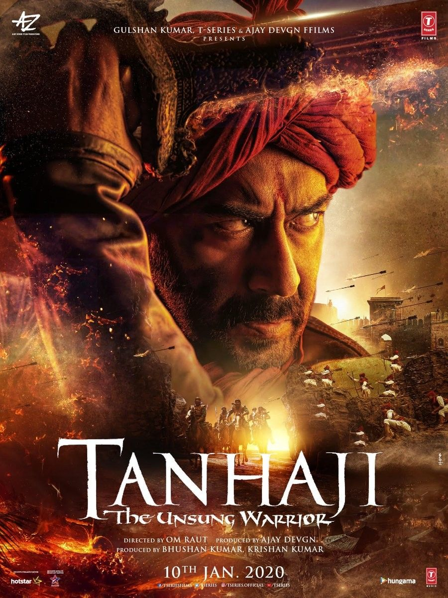 Tanhaji movie free download hd Warrior movie, Full
