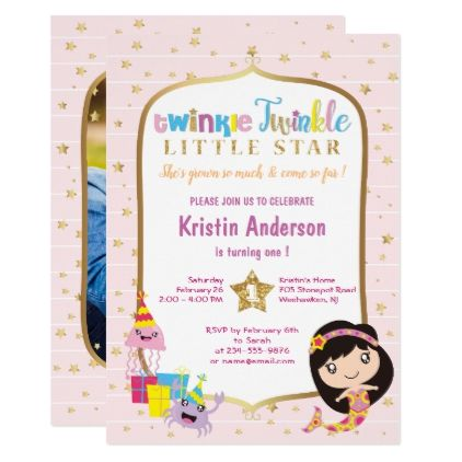 birthday party cards invitations