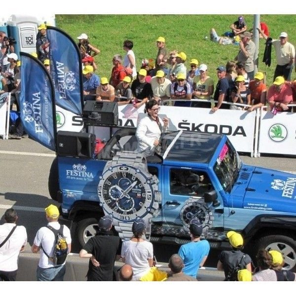 Jeep Wrangler Festina Tour De France 2013 Jeep Wranglers Jeep