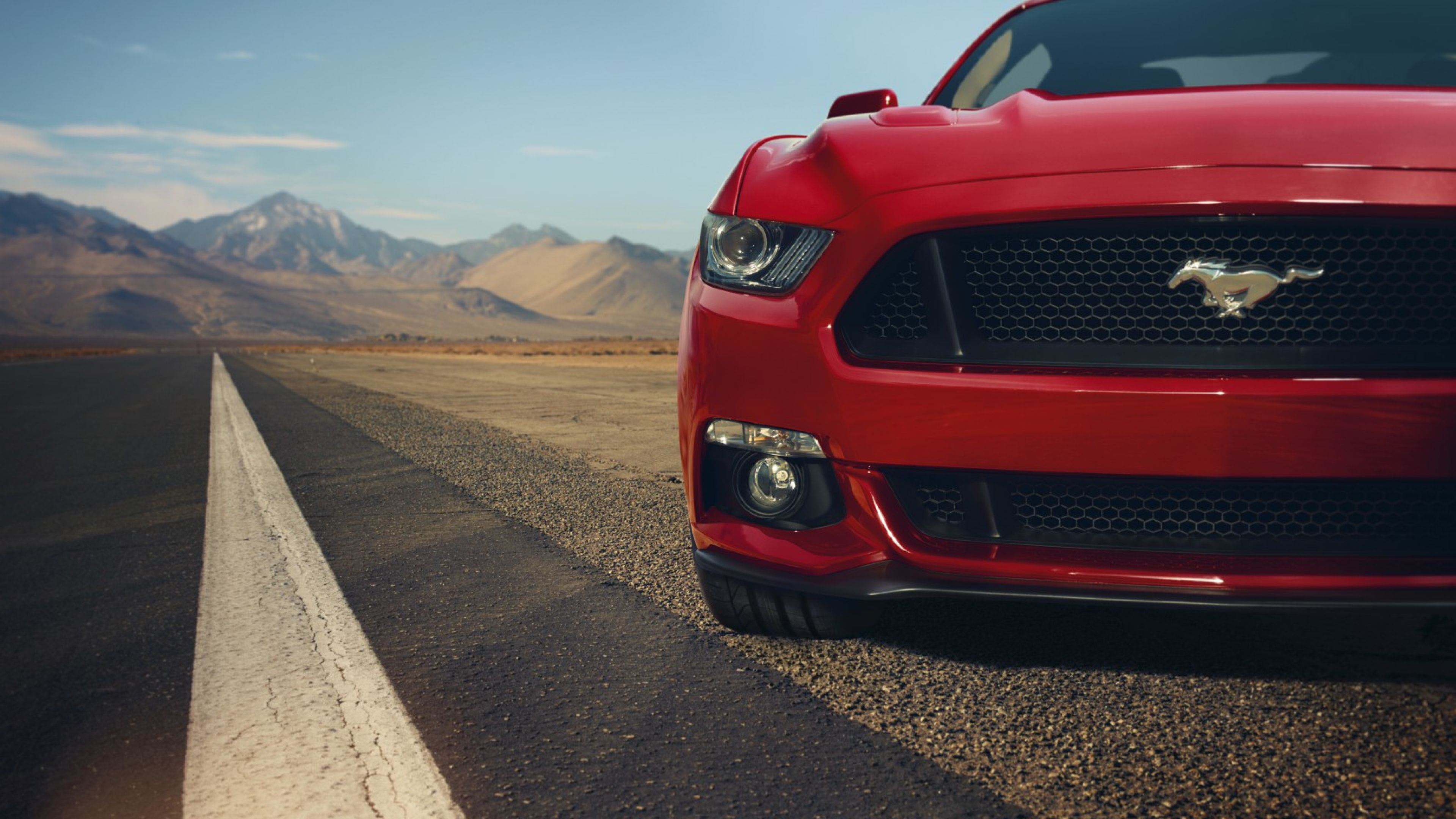 Beautiful Ford Mustang 4k Wallpapers รถยนต์