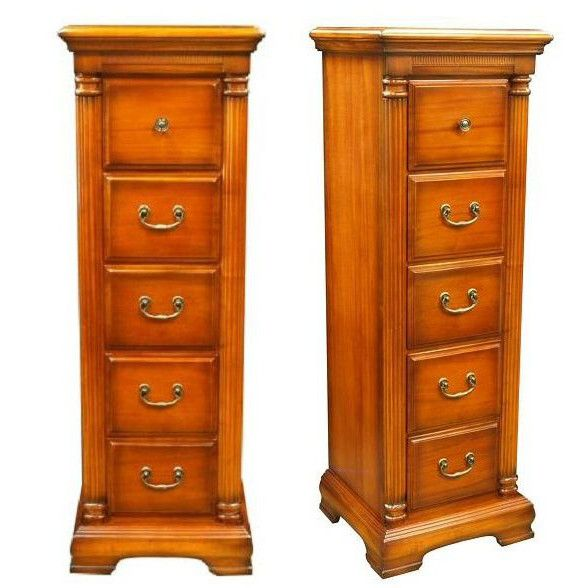 This Louis Philippe Chest Of Drawers Is Constructed From Solid Mahogany In  The Traditional Sleigh Style. It Has 8 Drawers (6 Obvious Drawers And 2 U2026