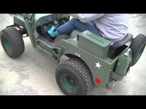 1944 Willys Jeep Novelty Car For Sale Scale Pinterest Jeep