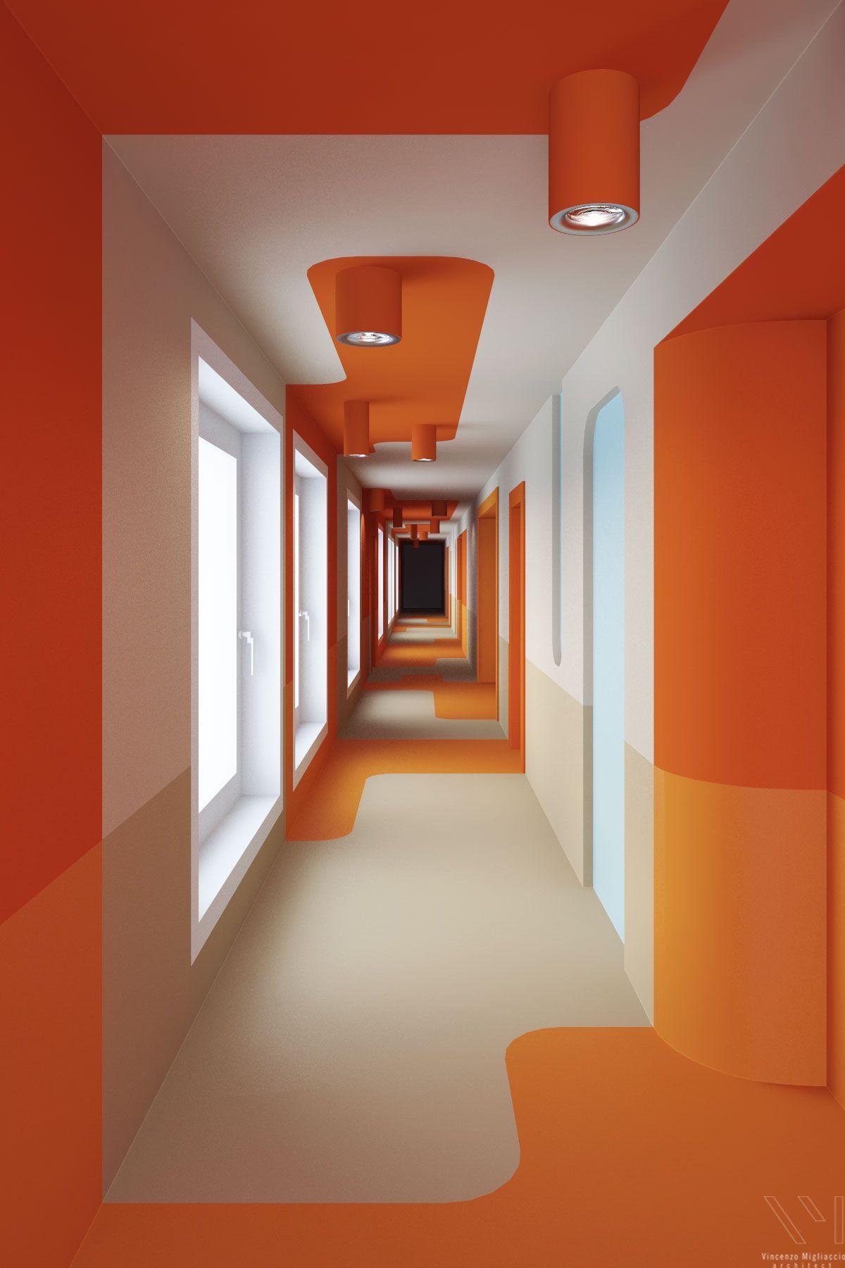 Corridor Design: Mixed Corridor - Vincenzo Migliaccio