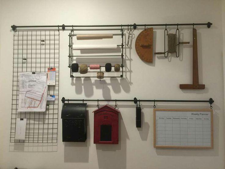 Ikea Küchenrollenhalter ~ Küchenrollenhalter diy ikea fintorp ikea inspirace