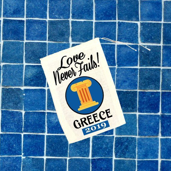 JW Gift Bags - GREECE International Convention - Regional JW