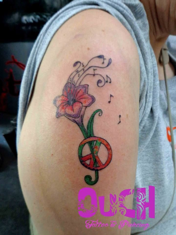 cc76302eb Ouch (Tattoo and piercing) | Ouch (tattoo & piercing) | Tattoos ...