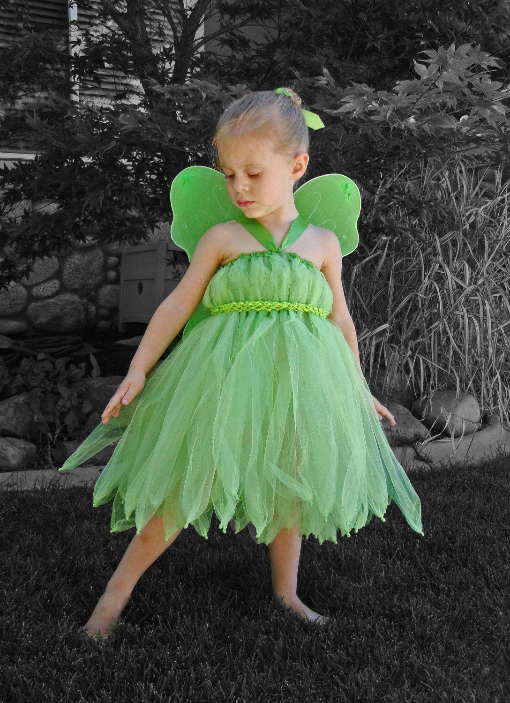 Tinkerbell Tutu Dress Tinkerbell Dress Tutu Dress Disney Dresses [ 1500 x 1088 Pixel ]