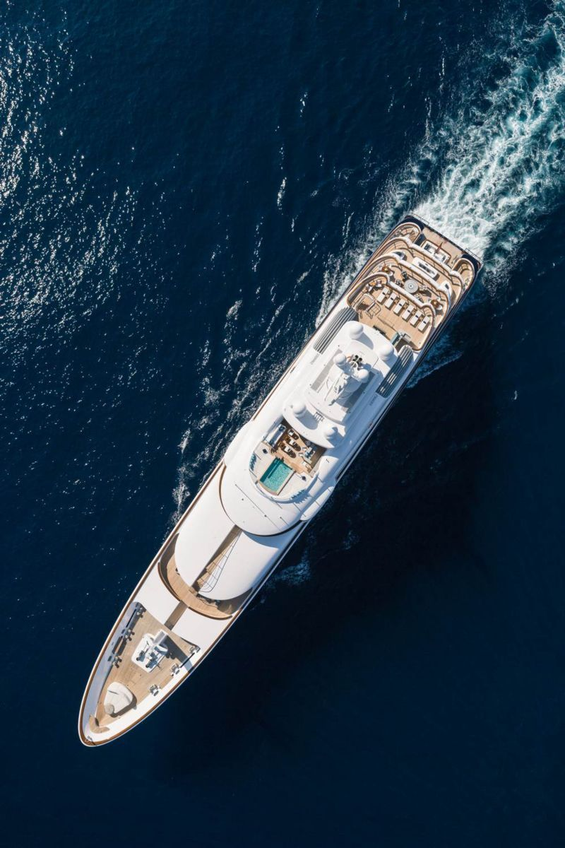 Superyacht of the Week: Acquiring Aquila | SuperYacht Times