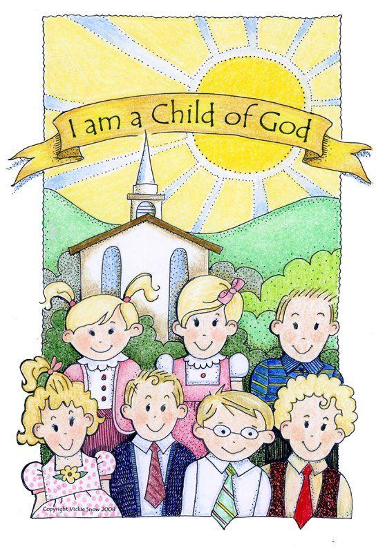 Soy un hijo de Dios   Primaria 2018!   Pinterest   hija de Dios ...