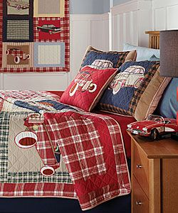 Clic Cars Quilt Set Update Your Bedroom Decor With This Cozy Setset Includes And Two Shams One In Twin