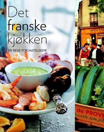Boken inneholder oppskrifter på franske matretter. Den ble til da et team med mateksperter reiste rundt i landet for å samle oppskrifter på spesialiteter fra de forskjellige områdene i Frankrike. Du finner oppskrifter på supper, hors d'oeuvres, egg og ost, pateer og terriner, sjømat, fjærkre, kjøtt og vilt, grønnsaker, desserter og kaker
