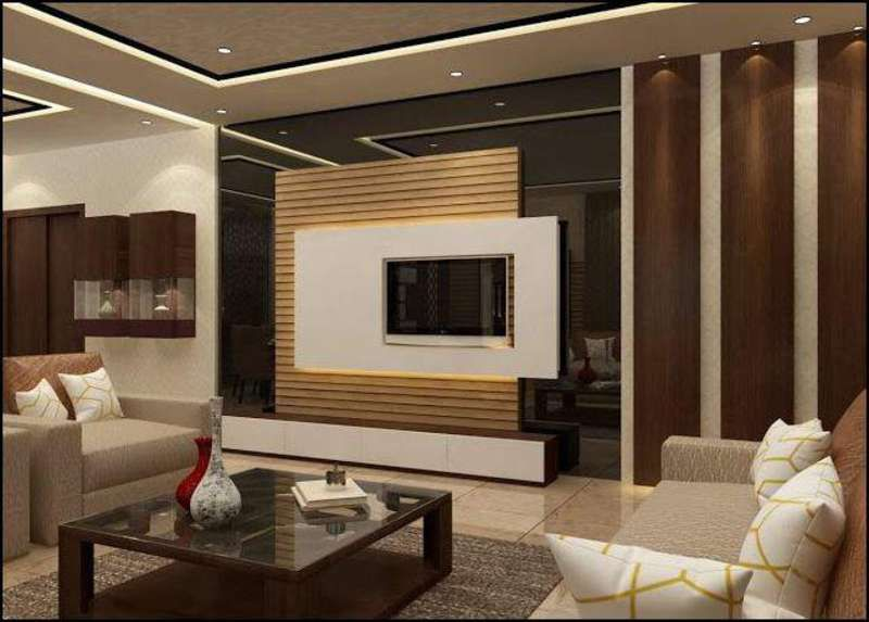 Indian Style Wall Unit Designs Indian Living Rooms Lcd Panel Design