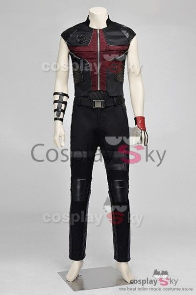 Avengers Age of Ultron Hawkeye Cosplay Costume Full Set-2 | Also ...