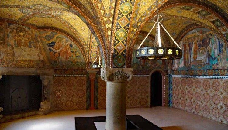 Thuringen Wartburg Hainich Eisenach Thuringen Burg Bad Langensalza