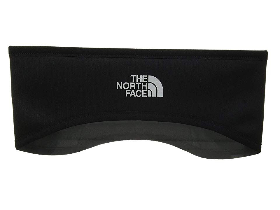 648da4666 The North Face WindWall(r) Earband (TNF Black/Silver Reflection ...