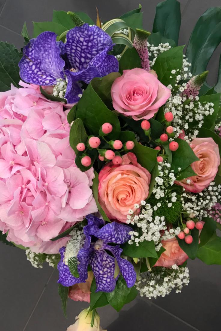 Magia...in un bouquet! #fiori #flowers #bouquet | BRIDAL BOUQUETS ...