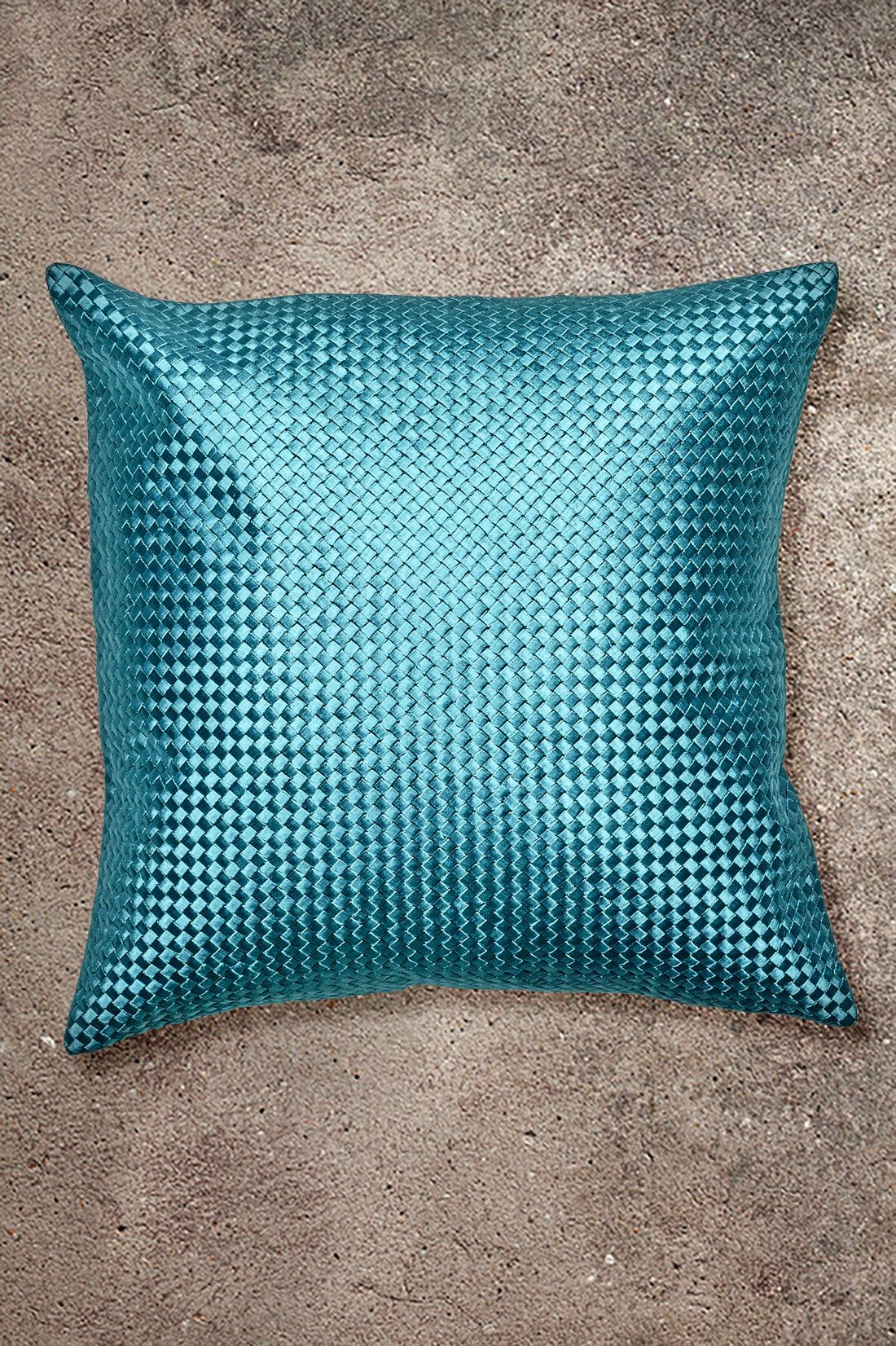 Bamboo Weave teal
