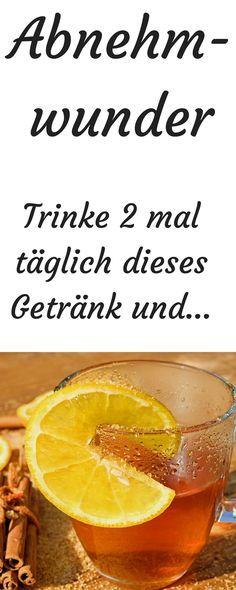 Zitronen Ingwer und Zimt zur Gewichtsreduktion