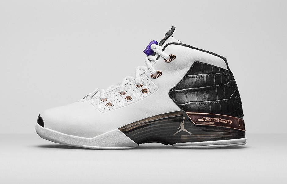 feb89c121eb0 Air Jordan 17+ Retro Copper