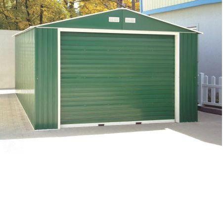 55261 55251 55231 Duramax Imperial Metal Garage Shed