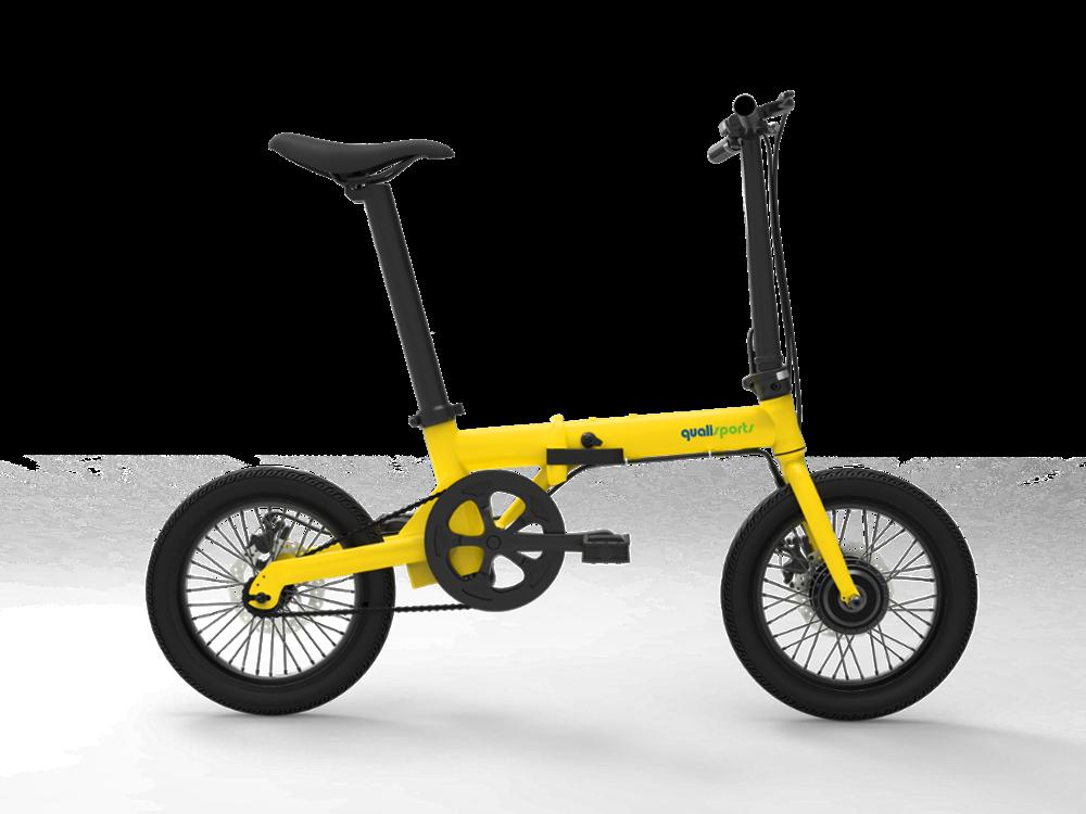 2018 Folding Electric Bike Cheaper Than Xiaomi Qicycle Buy