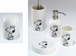 . Michael Rodent s Bed   Bath   Kitchen   Snoopy Shower Curtains and