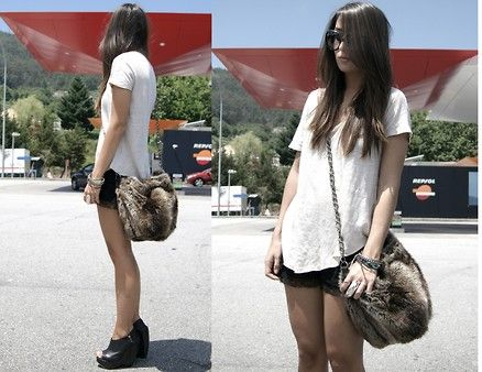 GAS STATION (by LA From LA's blog) http://lookbook.nu/look/2103935-GAS-STATION