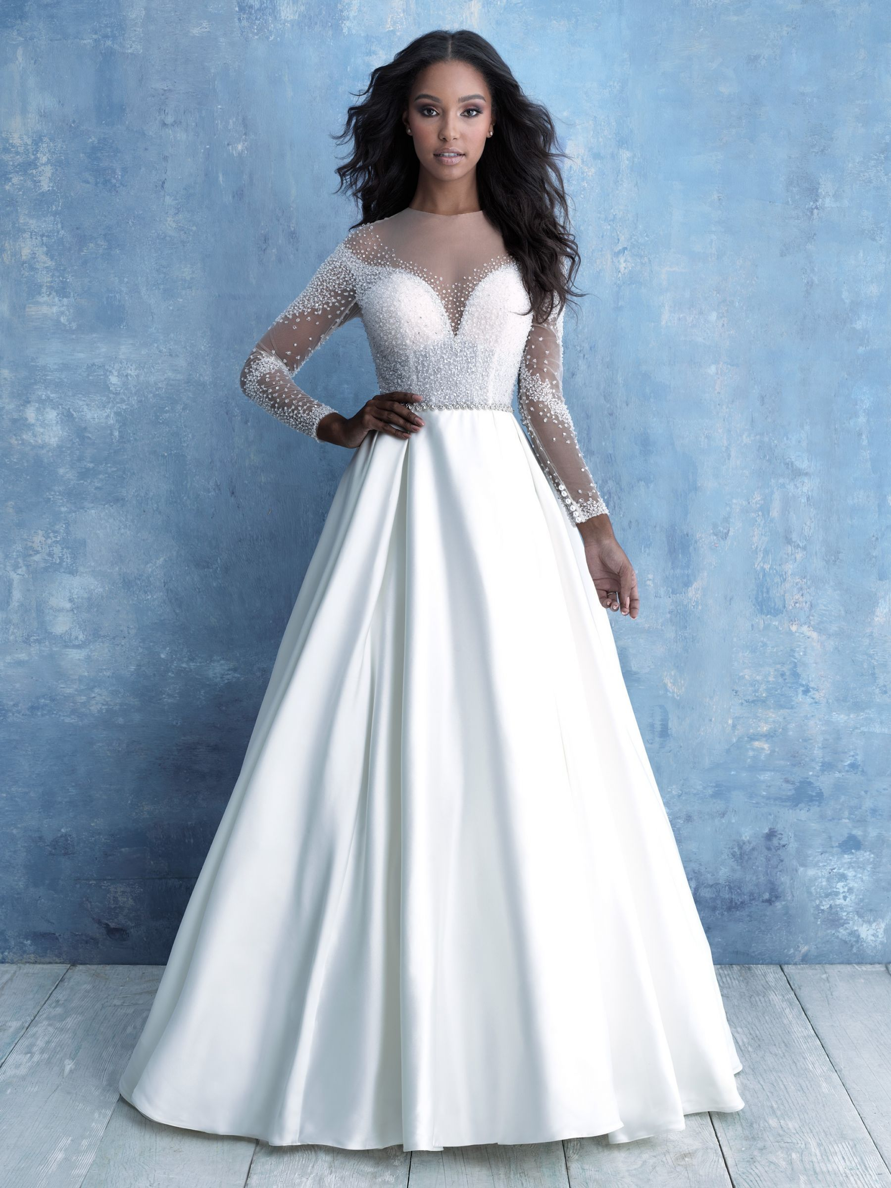 Pin by Rachell Wake on Tie the knot (2020) Allure bridal