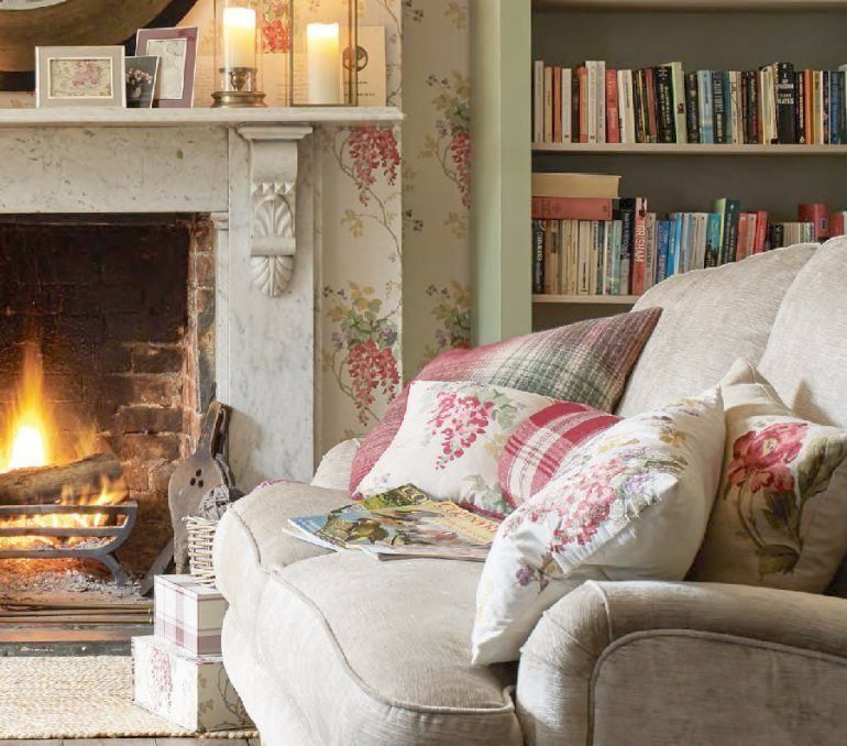 40 Cozy Small Living Room Ideas For English Cottage: Cottage Style Interiors Image By П��🌸 Miss Lily Bliss П��💕 On