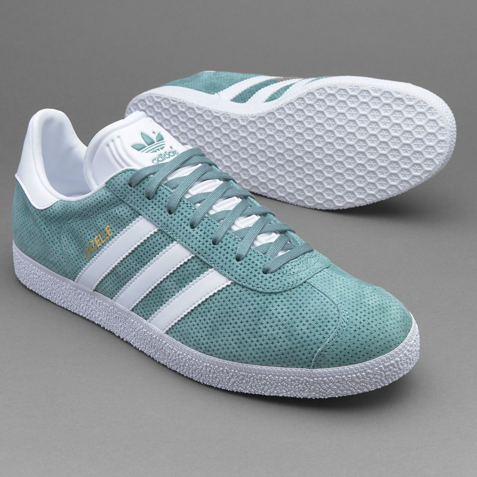 best service 95b8f fc70e adidas Originals Gazelle - Vapour Steel love these