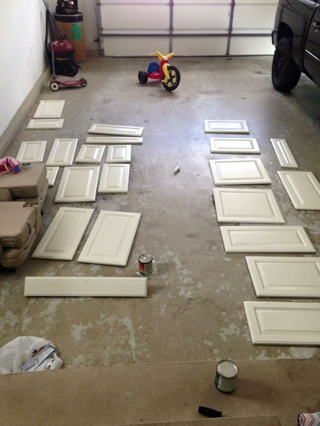 How to Paint General Finishes Milk Paint Kitchen DIY ...