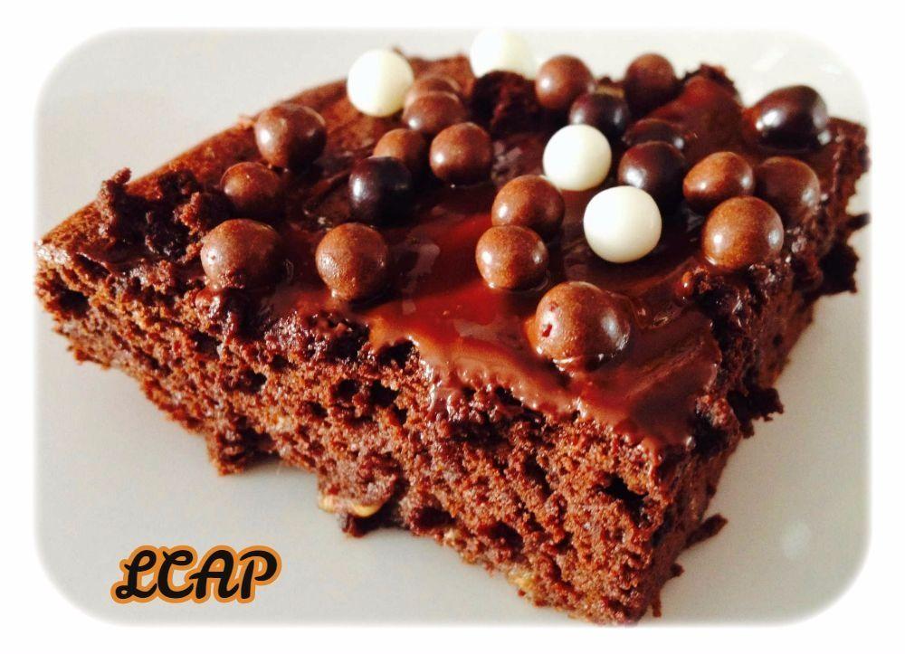 Recette Gâteau chocolat courgette sans beurre et sans ...