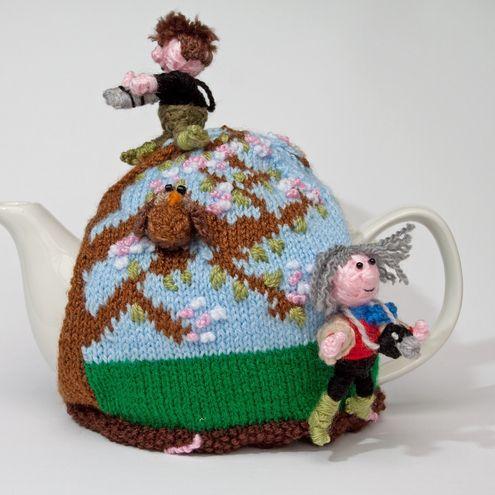 Spring watch tea cosy £30.00 CherryBee