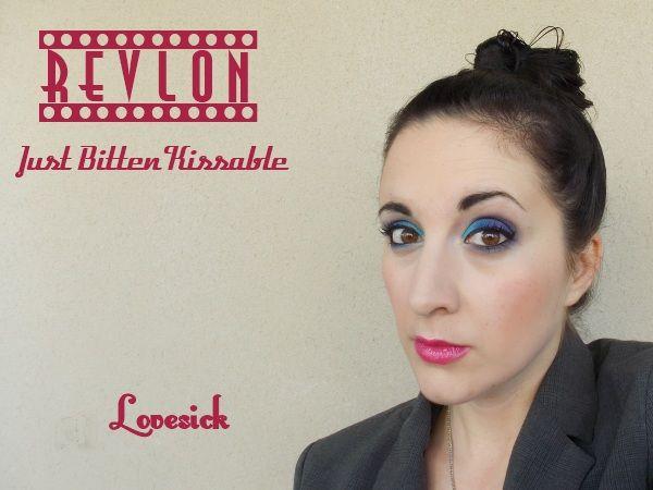 Revlon - Just Bitten Kissable Lovesick