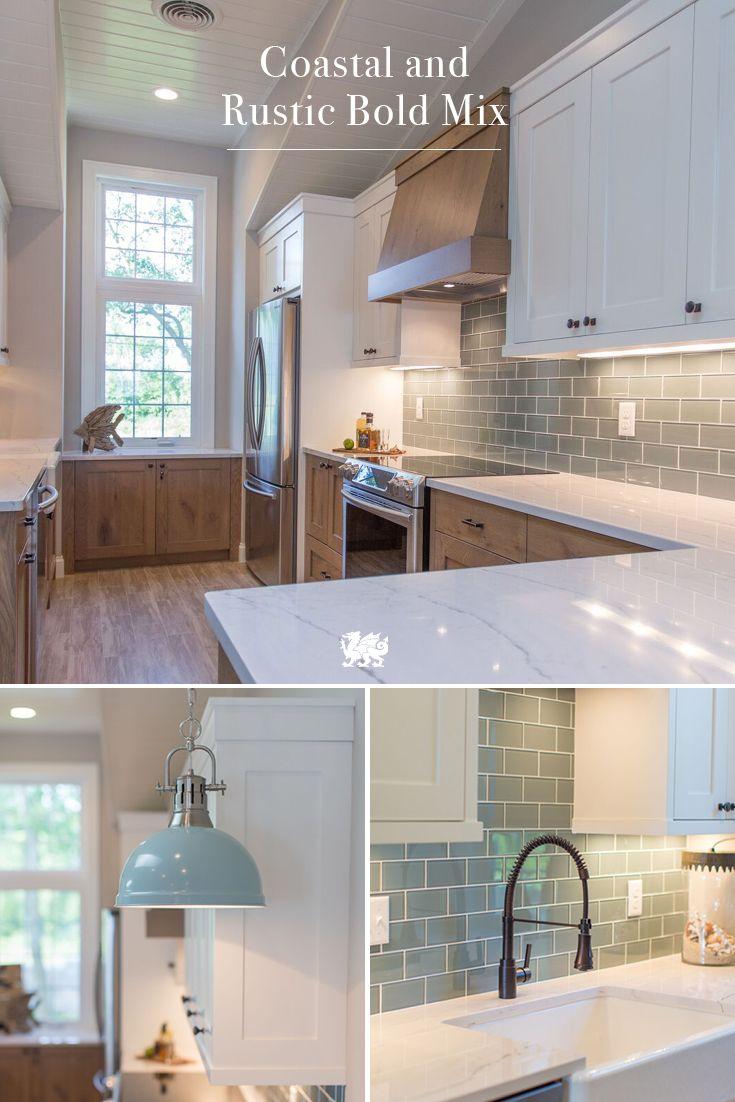 Refine Define Coastal Kitchen Kitchen Design Home Kitchens