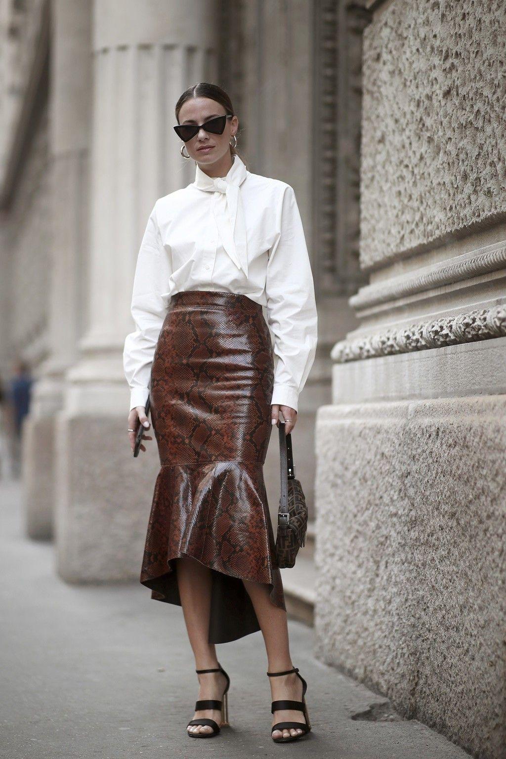 Cómo combinar una camisa blanca: una prenda eterna a la que