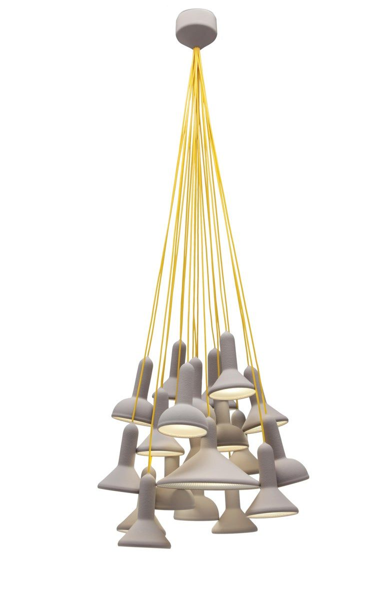 Established and Sons S20 Bunch Torch Pendant Light by