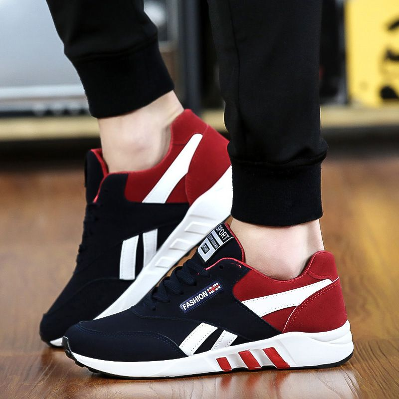 2016 new summer shoes fashion Mens casual shoes youth student han edition  top selling Male casual