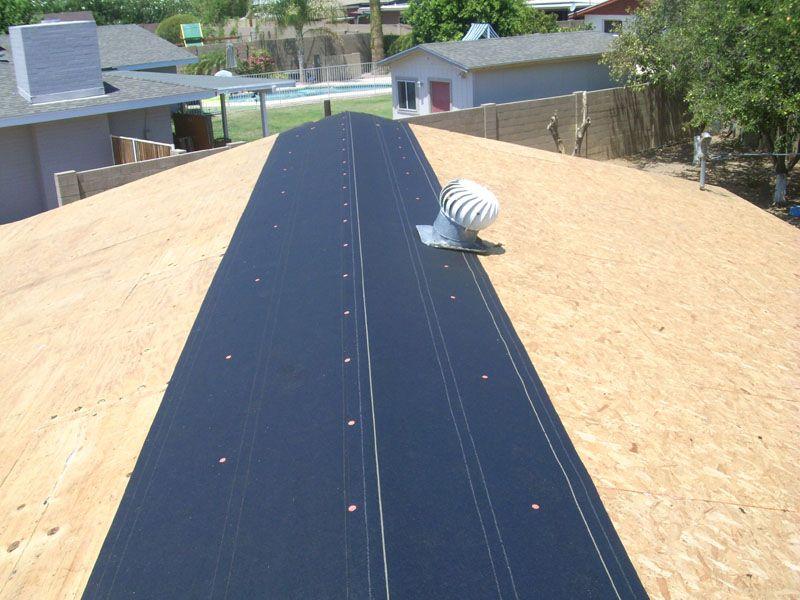 Gallery Of Arizona Roof Rescue Roofing Work Reroofing Roofing Roof Repair