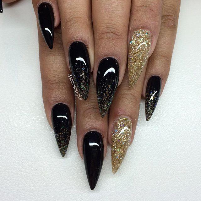 Stiletto nails @KortenStEiN | Nägel ♥ | Nageldesign