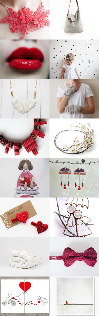 La Flamme by Winsome Y on Etsy--Pinned with TreasuryPin.com