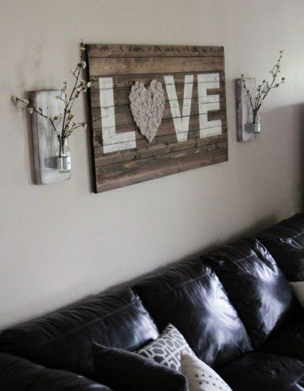 Das Wohnzimmer rustikal einrichten - ist der Landhausstil angesagt - wohnzimmer ideen landhausstil