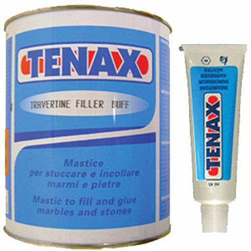 Tenax Travertine Filler Repair Kit Adhesive And Glue For Stone Marble Tiles