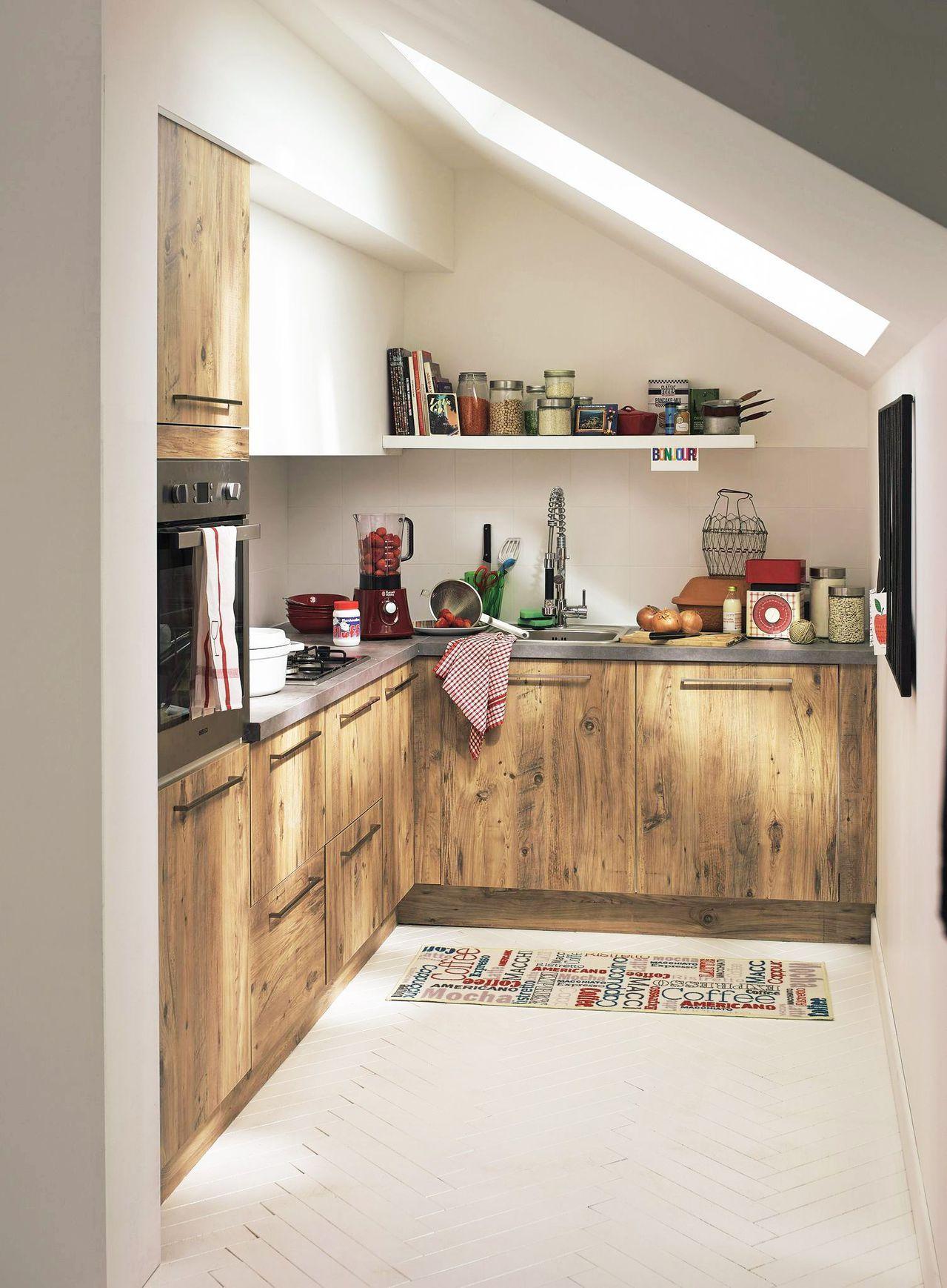Modi creativi e di design per rinnovare una vecchia cucina e ...
