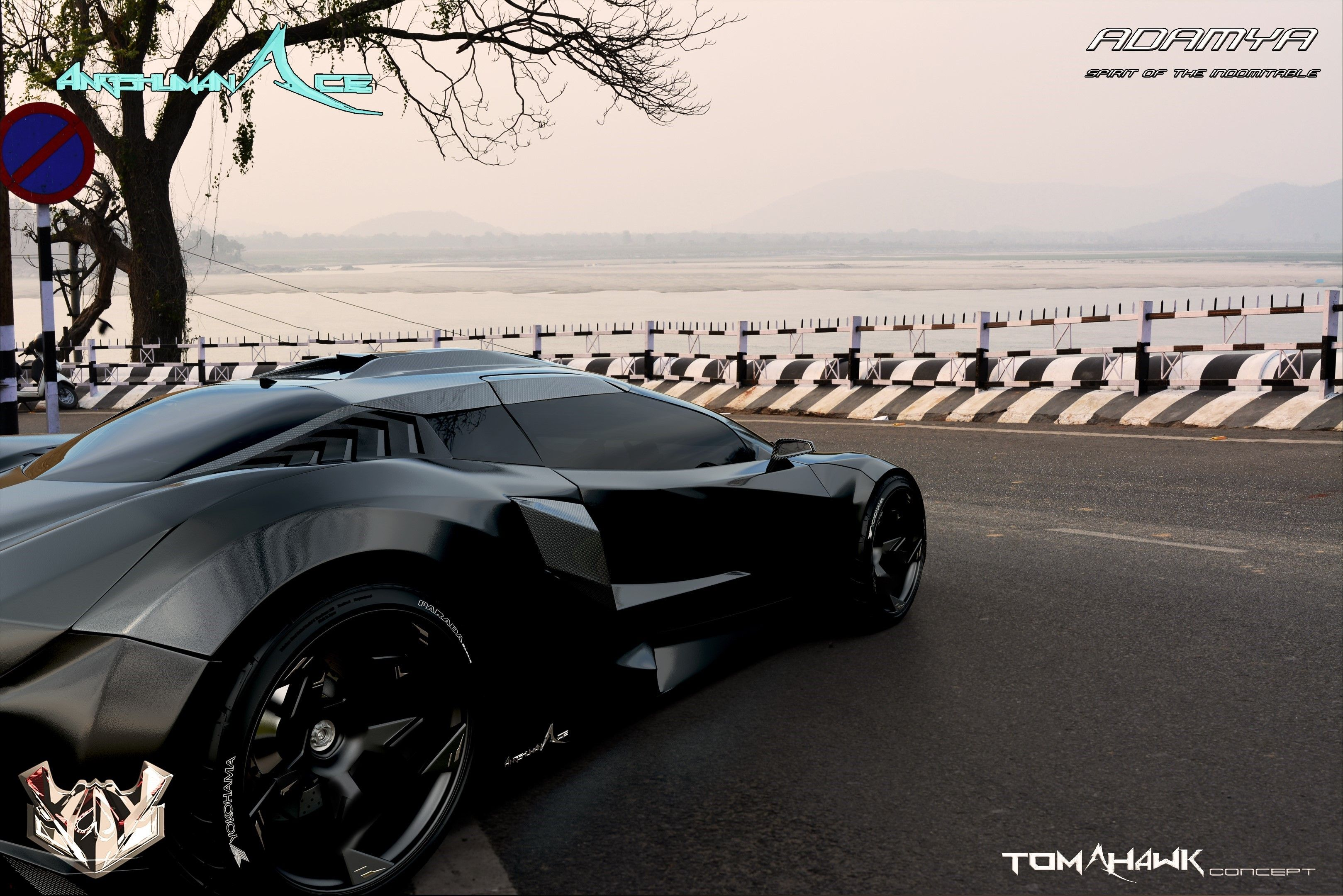 Adamya The Rise Of A New Supercar Angshuman Ace Is A New