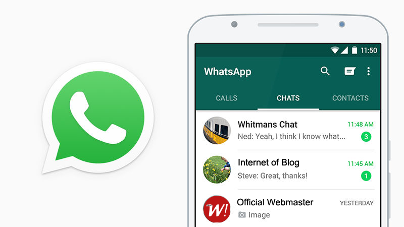 Your distance closer with WhatsApp video calling